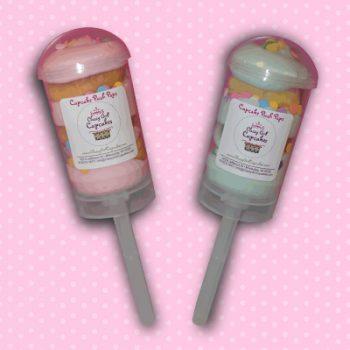 Confetti Cupcake Push Pop