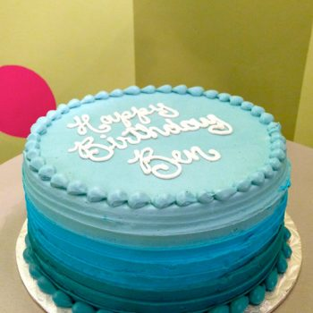 Anabelle Ombre Layer Cake