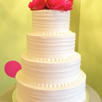 Anabelle Wedding Cake