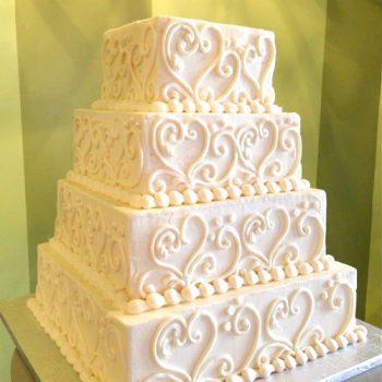 Ella Wedding Cake