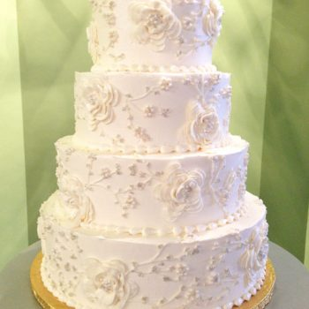 Florissa Wedding Cake