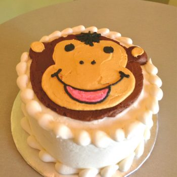 Monkey Layer Cake