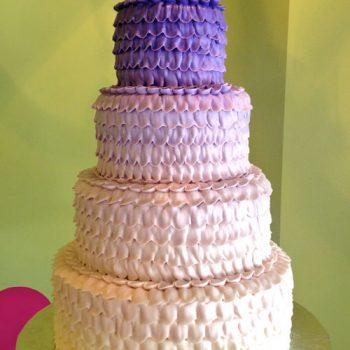 Petra Wedding Cake