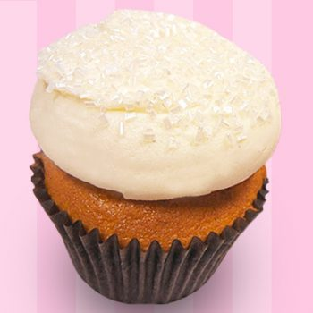 Root Beer Float Cupcake