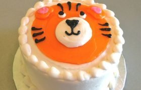 Tiger Layer Cake