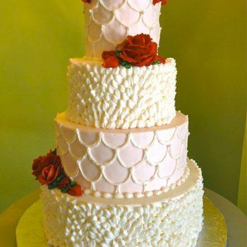 Valentina Wedding Cake