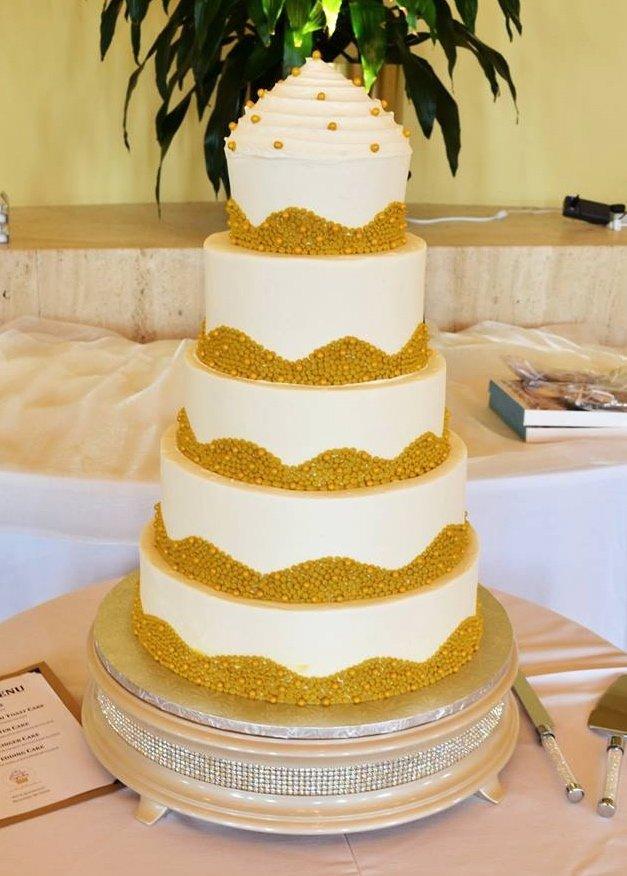 Marcus Center Milwaukee Giselle Wedding Cake - Wedding Cake Venue Gallery
