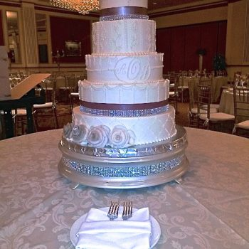 Pfister Milwaukee Wedding Cake - Wedding Cake Venue Gallery