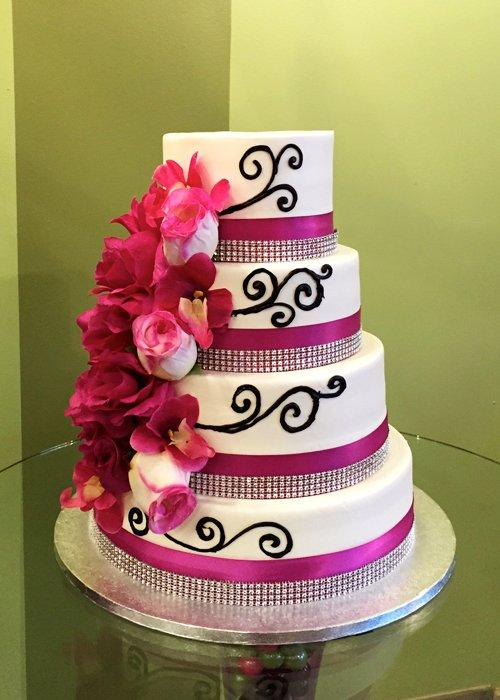 Bianca Wedding Cake