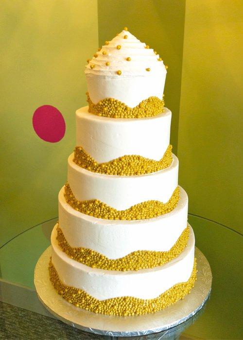 Irene Wedding Cake