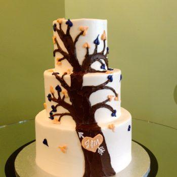 Phoebe Wedding Cake