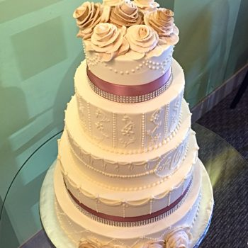 Ana Wedding Cake