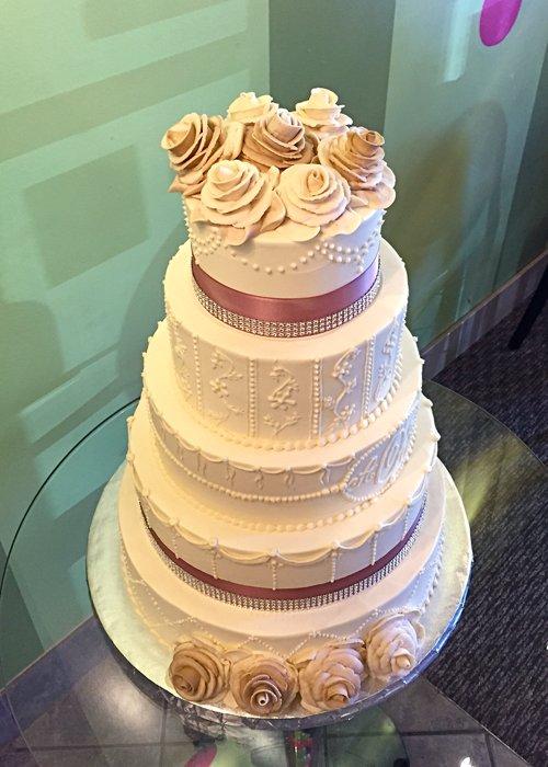 Ana Wedding Cake