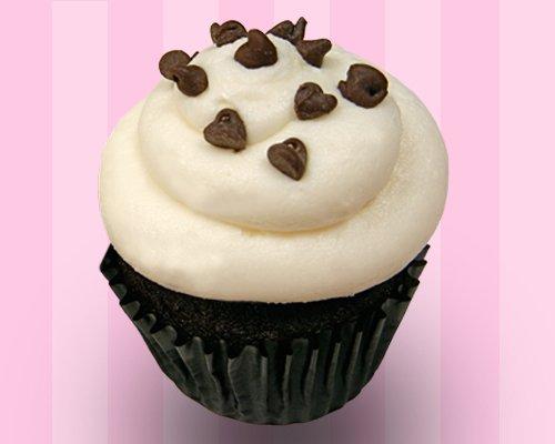Chocolate Chocolate Chip Cupcake – Classy Girl Cupcakes