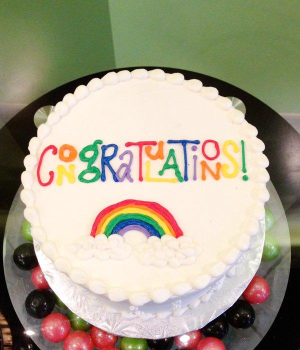 Congatulations Cakes