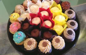 Cake Cupcake Party Tray