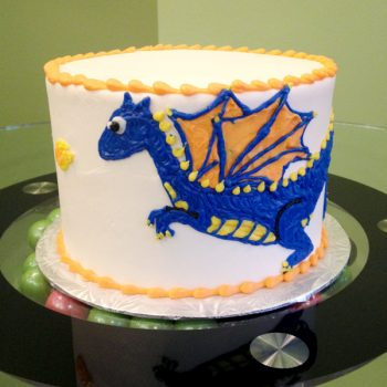 Dragon Layer Cake