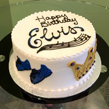 Elvis Layer Cake