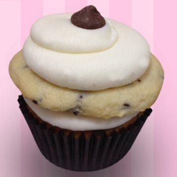 Milk & Cookies Cupcake