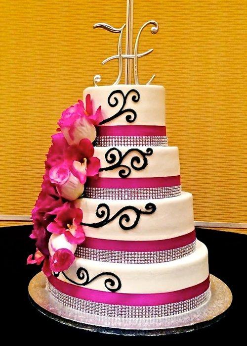Four Points Sheraton Brown Deer - Wedding Cake Venue Gallery