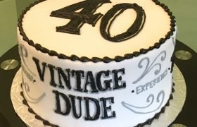 Vintage Dude Layer Cake