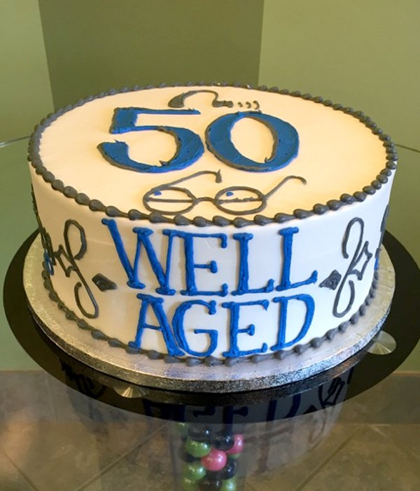 Vintage Dude Layer Cake - Well Aged