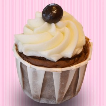 Cafe Mocha Cheesecake Cupcake