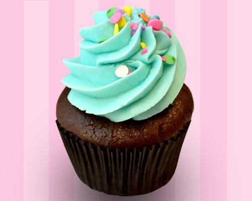 chocolate birthday cake cupcake girl cupcakes