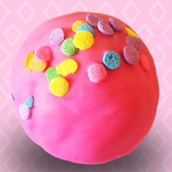 Confetti Cupcake Bomb