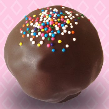 Ghirardelli Chocolate Cupcake Bomb