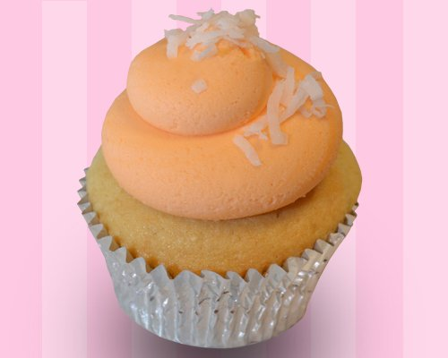 Piña Colada Cupcake – Classy Girl Cupcakes