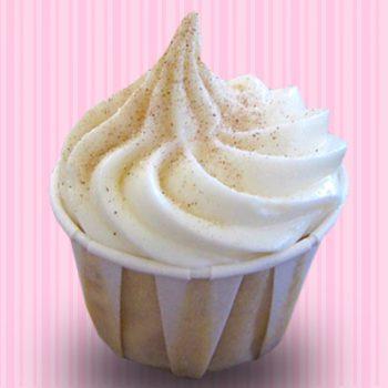 Pumpkin Spice Cheesecake Cupcake