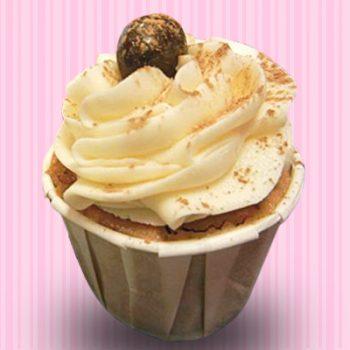 Tiramisu Cheesecake Cupcake