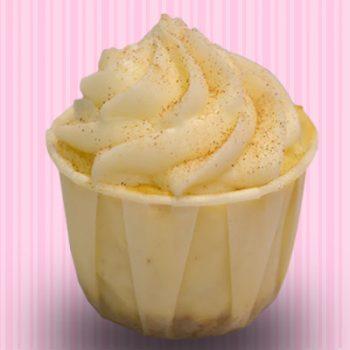 Apple Spice Cheesecake Cupcake