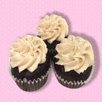 Caramel Stout Mini Cupcake