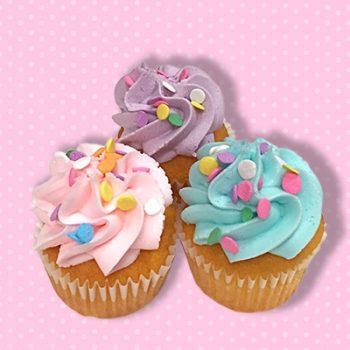 Confetti Mini Cupcake