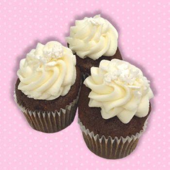 Gingerbread Mini Cupcake
