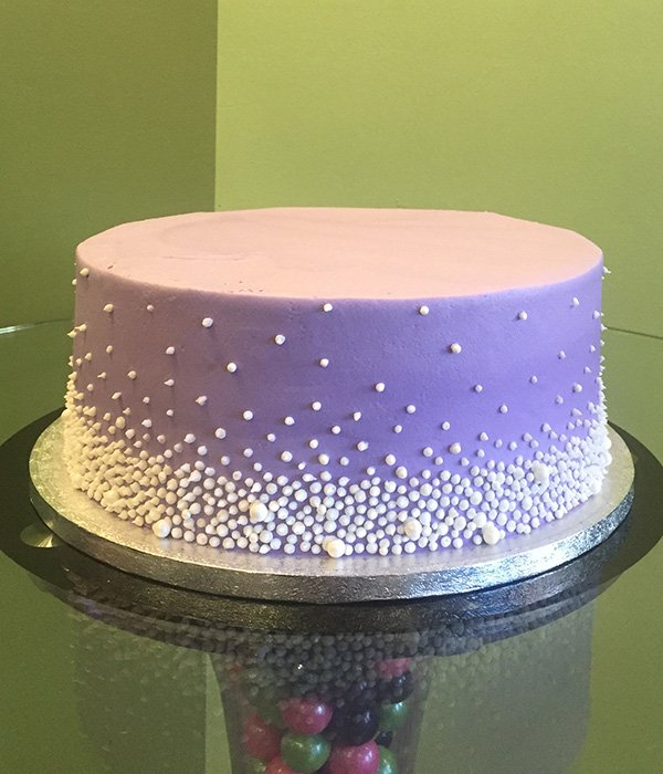 Giselle Layer Cake - Purple