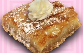 Gooey Butter Cake Bar