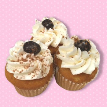 Irish Coffee Mini Cupcake