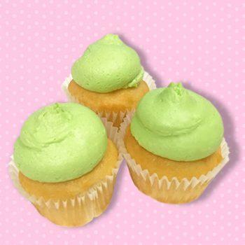 Key Lime Mini Cupcake
