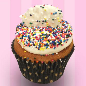 Party Animal Cupcake