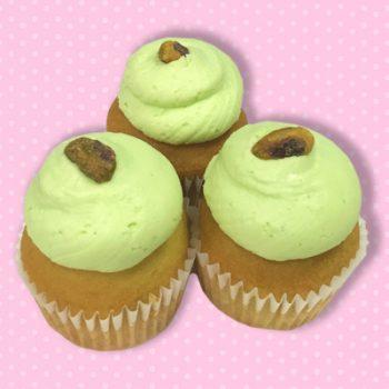 Pistachio Mini Cupcake