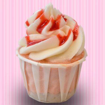 Strawberry Malt Cheesecake
