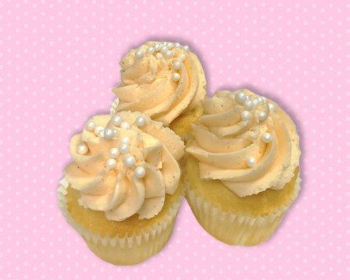 Mimosa Mini Cupcake – Classy Girl Cupcakes
