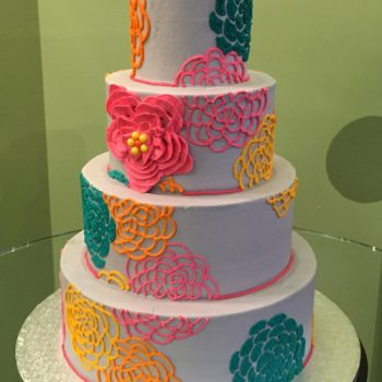 Piper Wedding Cake