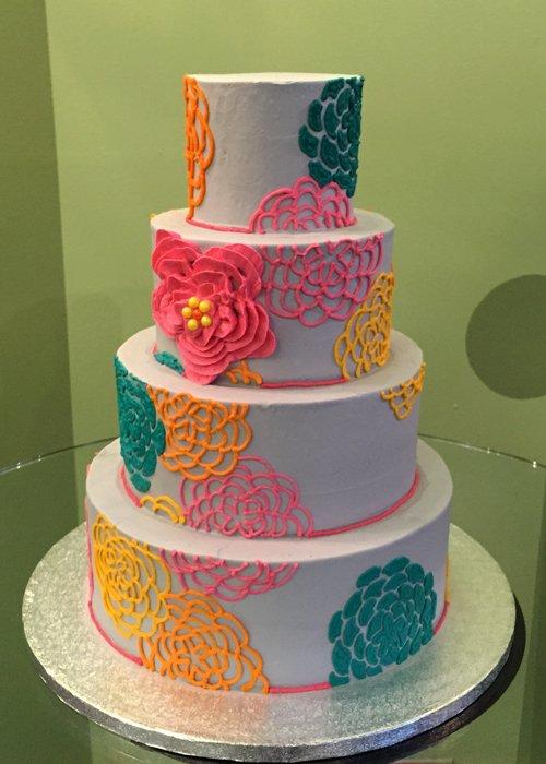 Piper Wedding Cake