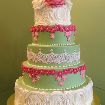 Madeline Wedding Cake