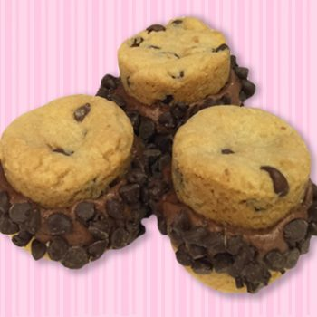 Mini Cookie Sandwich - Chocolate Chips