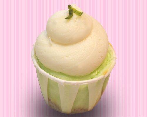 Margarita Cheesecake Cupcake